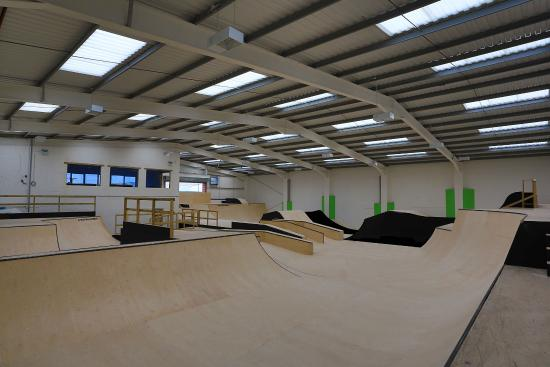 The Base Skatepark CIC