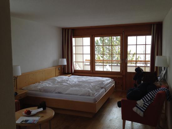Apart- und Kinderhotel Muchetta: Zimmer 121