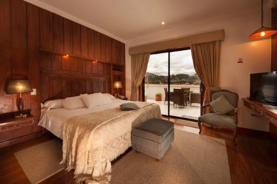 Hotel Victoria: Deliciosa suite matrimonial