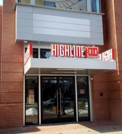 Highline RxR