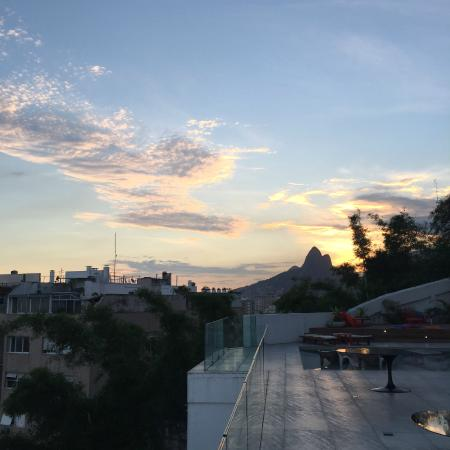 Casa Mosquito: View from rooftop