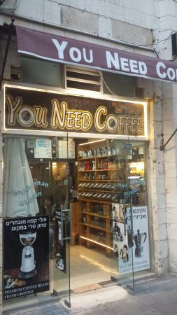 you need coffee: In the evening