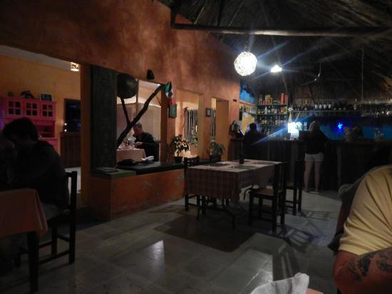 Restaurante Bar Zarabanda: dining room