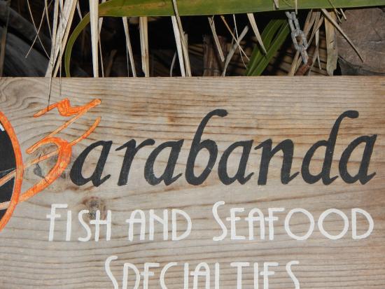 Zarabanda: sign