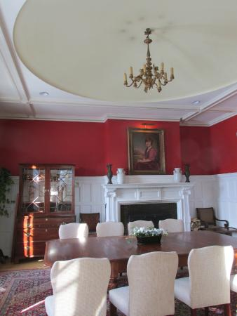 Formal Dining Room - Picture of Langdon Hall Country House ...