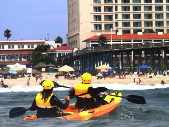 Rosarito Ocean Sports : Kayak Tour