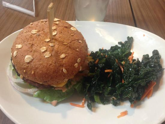 LYFE Kitchen, Culver City: too healthy!