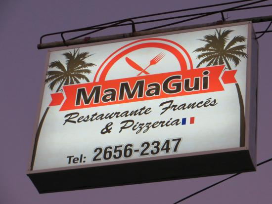 Ma Ma Gui : Here is where to go for great thin crust pizza and more