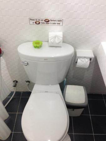 Baan Oui: Salle de bain 2