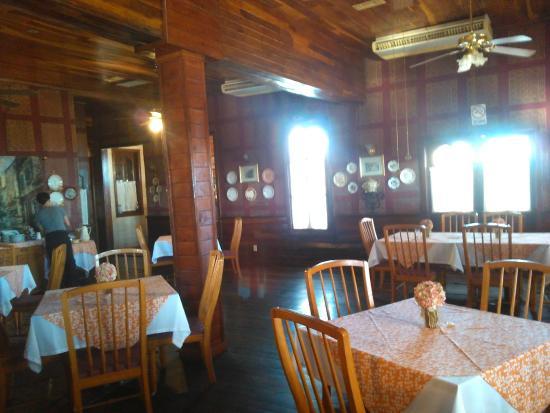 Hotel Frances: sala da pranzo