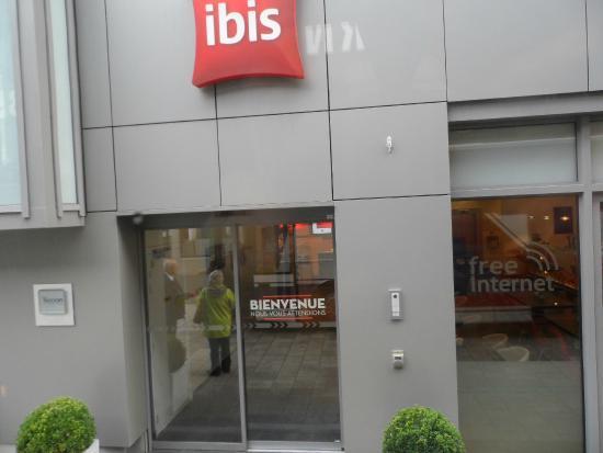 Ibis Esch Belval : Hotel Prático