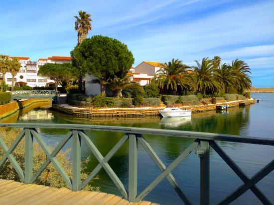 L'Almandin: Presqu'ile de la lagune
