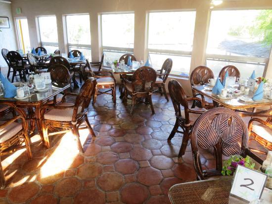 Stella Maris Clubhouse Restaurant: Restaurant