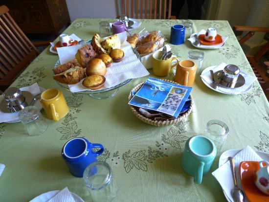 B&B Volver Lecce: La colazione
