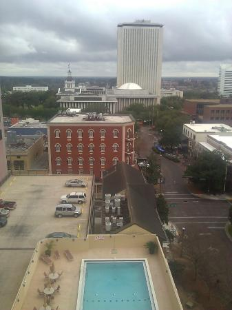 Doubletree Hotel Tallahassee: View to south