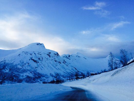 Stordal Alpinsenter Arena Overoye