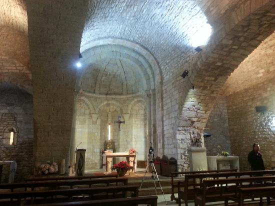 Iglesia Romanica de Sant Marti