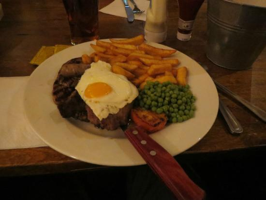 Brookhouse Farm: Grill other variations may be better value. depending on day