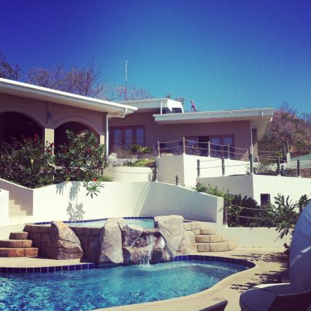 Pool at La Jolla