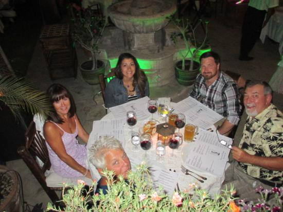 El Matador: Dinner at the Matador