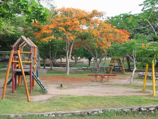 Parque Espejo de Agua Park