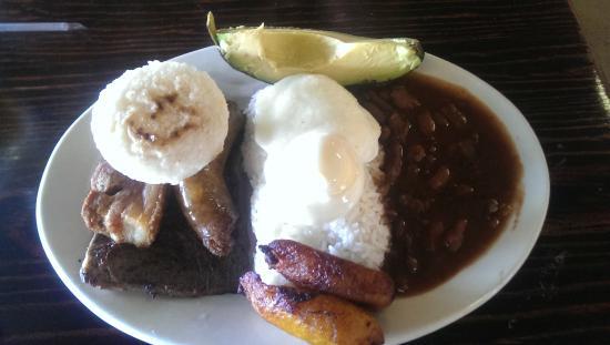 Mi Pueblito Colombian Restaurant Houston Tx