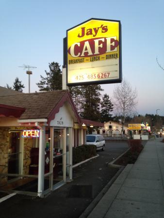 Jays Cafe Hours