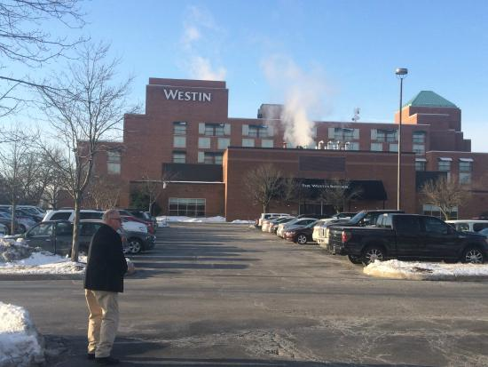 The Westin Princeton at Forrestal Village: what to look for