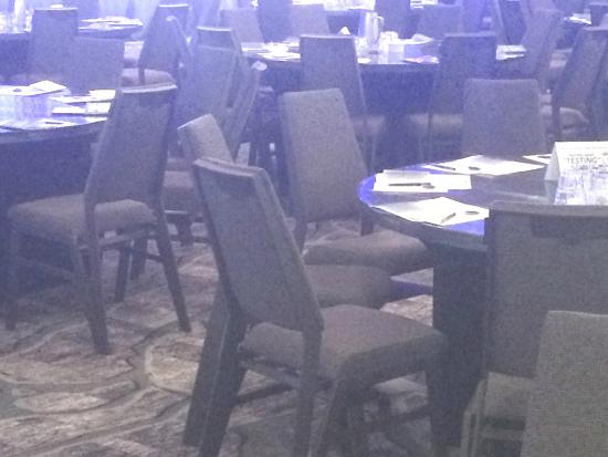 The Westin Princeton at Forrestal Village : Comfortable conference chairs
