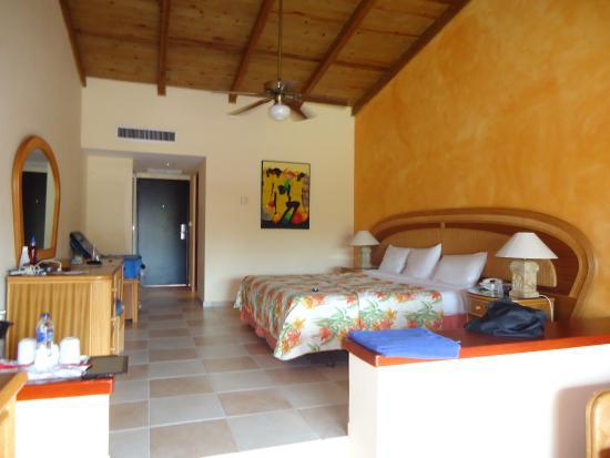 Caribe Club Princess Beach Resort & Spa: Chambre 2325 (suite caribe vip)