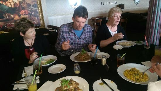Kadina, Australia: How to feed a growing lad