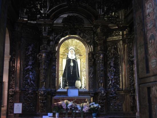 Parroquia de San Isidoro El Real : Vista interna