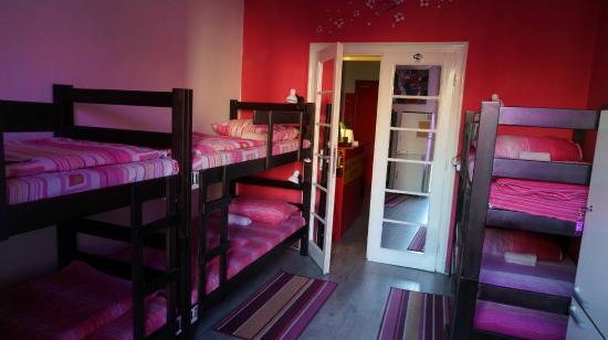 Double Door Hostel: Male dorm