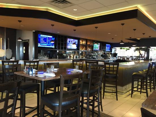 Adelphia Restaurant Lounge Renovated Bar