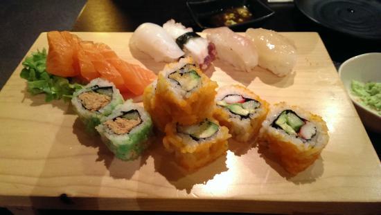 Genroku Traditioneel Japans Sushi & Grill Restaurant