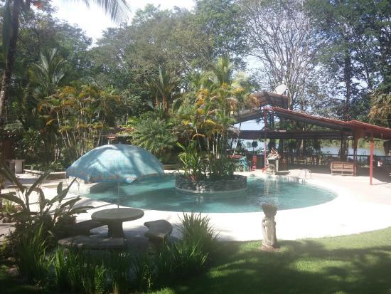 Rio Lindo Resort: The pool area looks decent