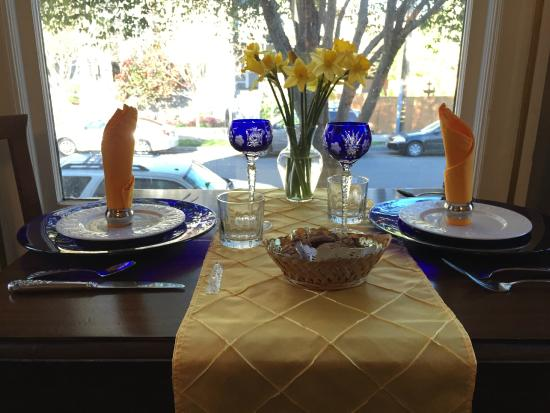 La Belle Epoque: Dining Room
