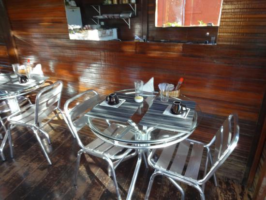 Pousada da Germana: Restaurante