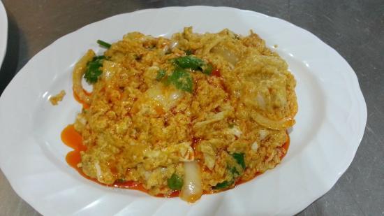 Lek Seafood: Crab Curry