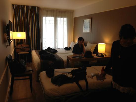 Residhome Paris-Opera: Room 307