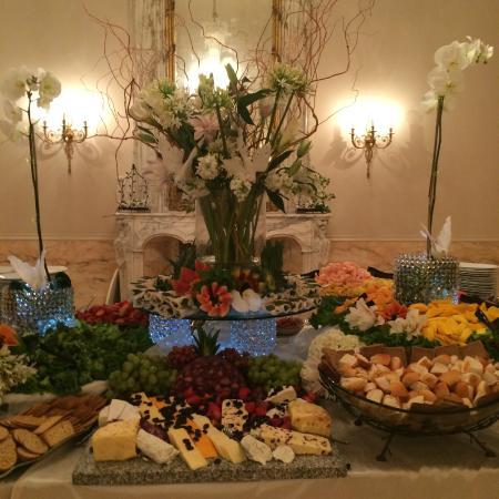 fruit table for wedding - Picture of Garson, Houston - TripAdvisor