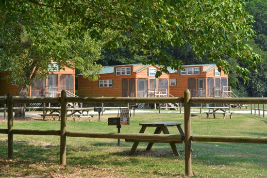Marval family camping resort updated 2018 reviews for Camping cabins in oklahoma