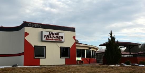 Iron Thunder Saloon and Grill