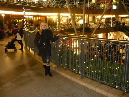 Hotel Zurich: Oxana Dergach