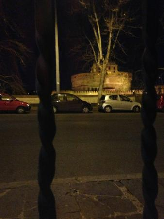 Domizia Sancti Angeli: Вид из окна номера 1