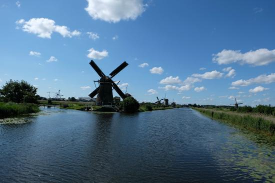Boottocht Rotterdam - Kinderdijk: Windmill, Kinderdijk Rotterdam