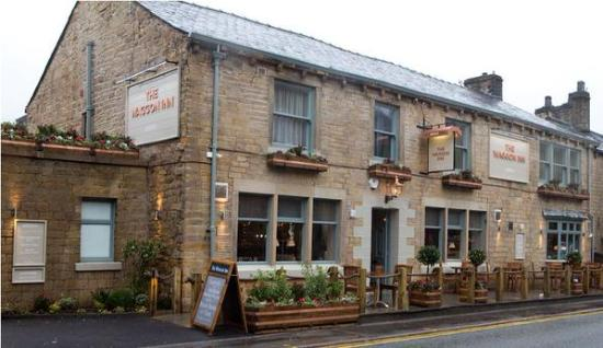 Uppermill, UK: The Waggon Inn