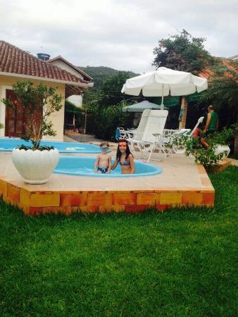 Pousada Jardim Porto Belo: Meus bebês