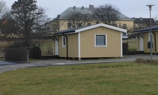 Stuga för 6 Pers Apelvikens camping febr.2015