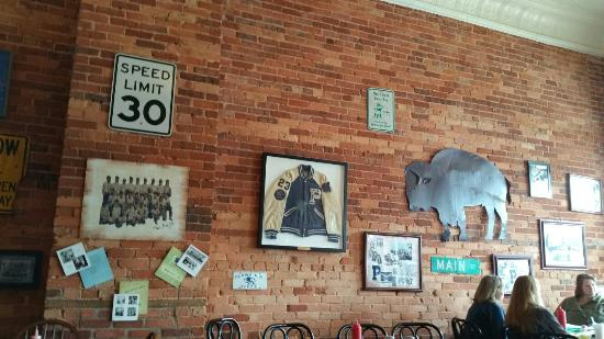 Old Bank Cafe: Buffalo Cafe